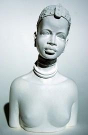 Hoofdje Masai Noola 12 cm
