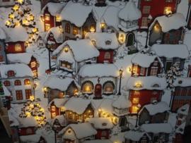 Winterland, halve meter