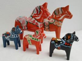 Zweedse paardjes  midden (een CoolWool pakket)