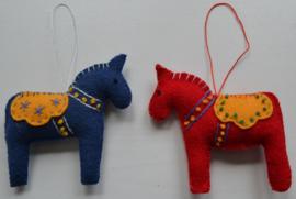 Dalapaard hangers (3 stuks)