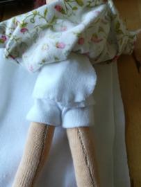 Katoenen tricot voor ondergoed