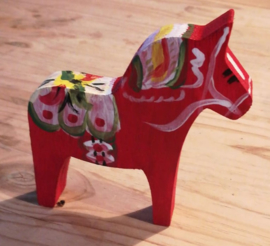 Zweeds paardje (onbeschilderd)