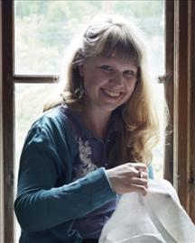 Svenska broderier, Karin Holmberg