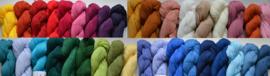 Noorse borduurwol, set van 36 strengetjes