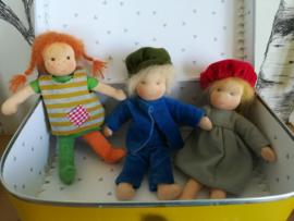 Online cursus kleine popjes