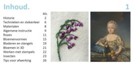 Botanisch borduren, nummer 10