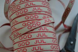 God Jul band, prijs per meter