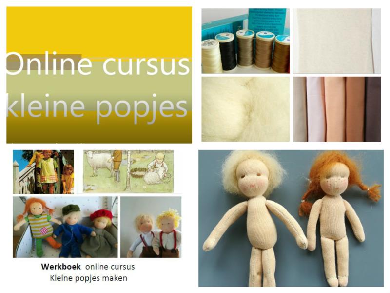 Combi-voordeel Online cursus kleine popjes