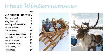 Winter, nummer 12