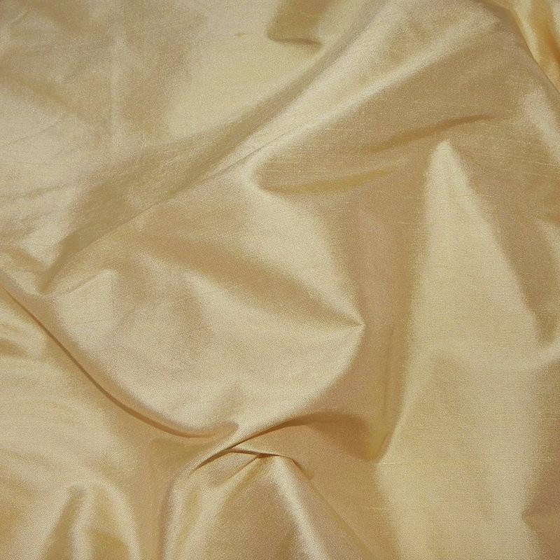 Dupion zijde, wit