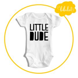 Little dude | Romper