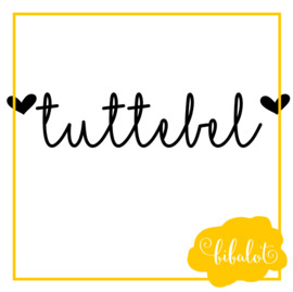 Tuttebel | Strijkapplicatie