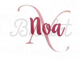 Naam met letter (1)