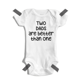 Two dads are better than one | Romper