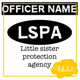 Officer - LSPA | Strijkapplicatie