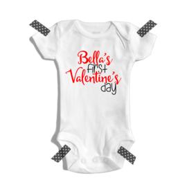 First valentine's day - elke naam mogelijk