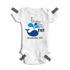 I whaley love you Mom | Romper