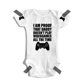I am proof that daddy doesn't play videogames all the time | Romper