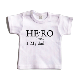 He · ro - My dad | Shirt