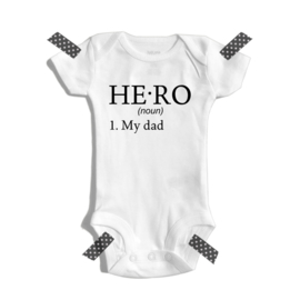 He · ro - My dad | Romper