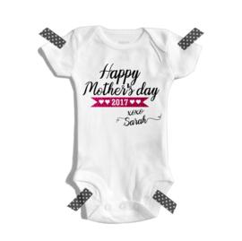 "Happy Mother's day - xoxo ""naam"" | Romper"