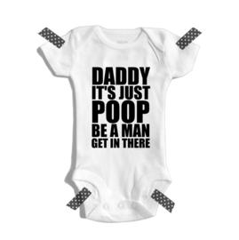 Daddy, it's just poop | Romper