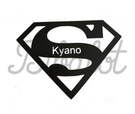 Naam met superman