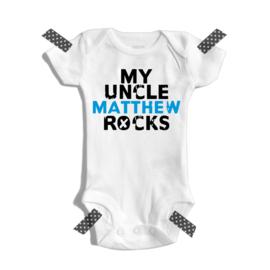 My uncle *name* rocks
