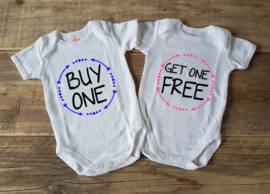 Buy one get one free /Rompers