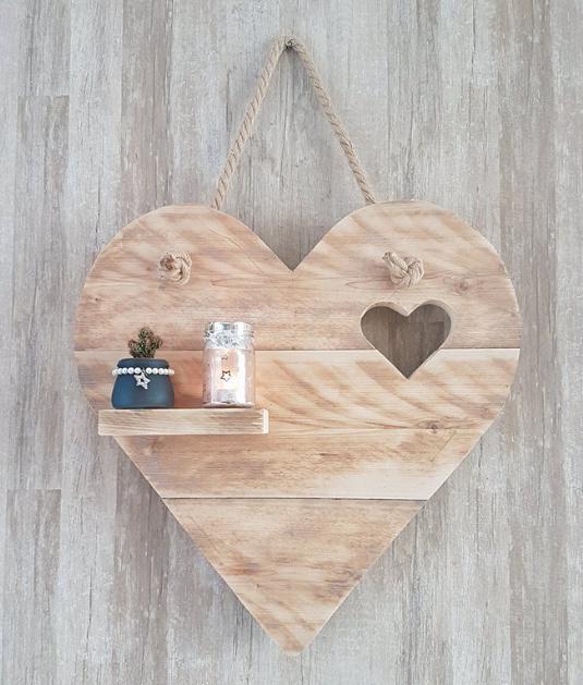 Steigerhouten hart