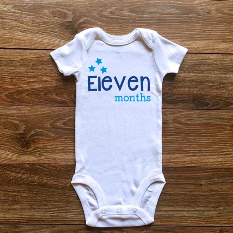 Eleven months | Blauwe collectie