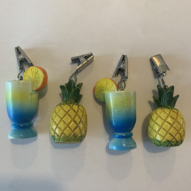 Tafelzeil klemmen - Cocktail