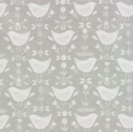 Geplastificeerd katoen - Narvick grey