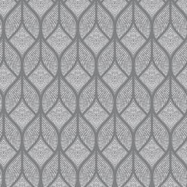 Tafelzeil - Shape grijs