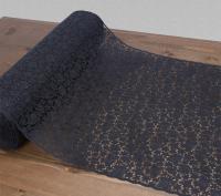 Tafelloper - Roosje (zwart)