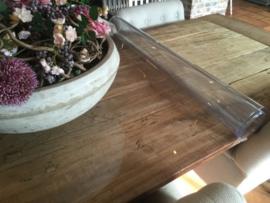 Doorzichtige tafelbeschermer 2.2 mm (170.1 t/m 180cm breed)