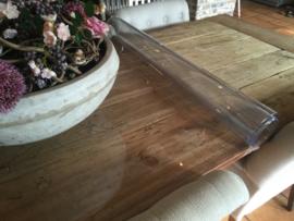 Doorzichtige tafelbeschermer 2.2 mm (61 t/m 70cm breed)
