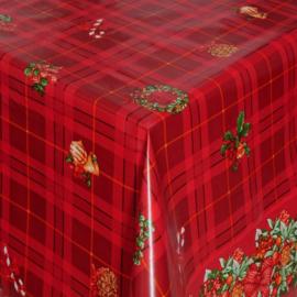 Tafelzeil kerst - Jingle bells kerst