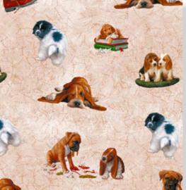 Tafelzeil - Honden