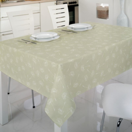 Tafelzeil - Dente leo green