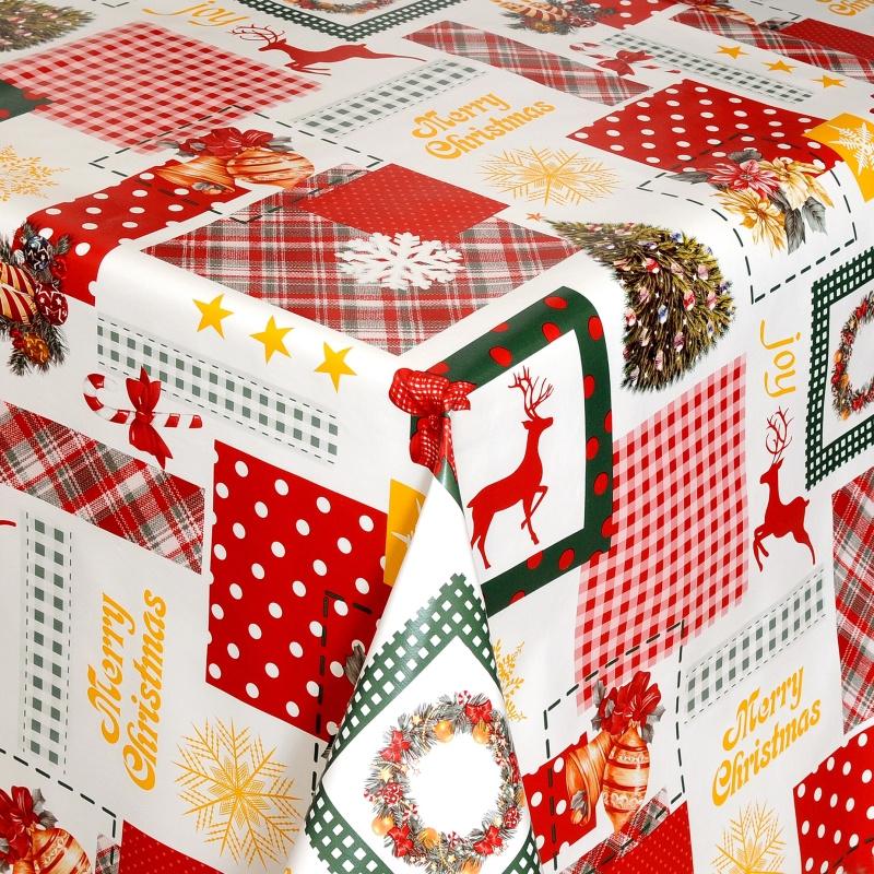 Tafelzeil kerst - Cozy little christmas