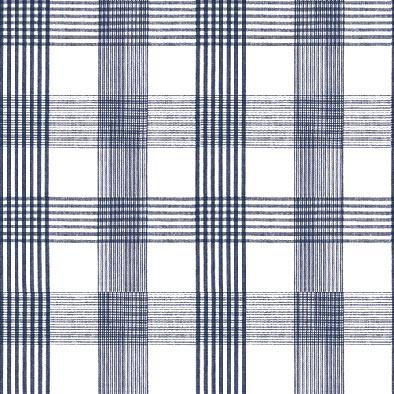 Tafelzeil - Blauwe ruit 3