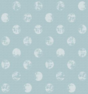 Gecoat tafellinnen/tafelkleed - Elyse moon zeegroen
