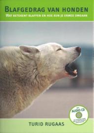 Boek Blafgedrag van Honden; Turid Rugaas