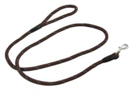 Rosewood rope twist lead 160cm