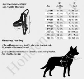 Hurtta Padded harnas voor kleine honden en pups - sale