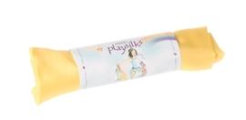 Sarah's Silks - Mini speelzijde 52x52 cm, geel - 85043