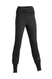 Engel Sports - Yoga / comfortabele broek in soepele merinowol - Zwart