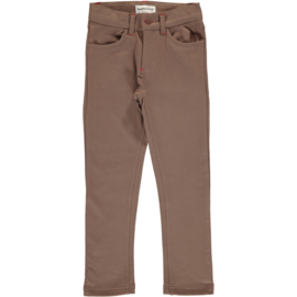 Maxomorra - Softpants Sweat - Hazel Brown