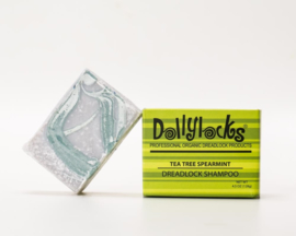 Dollylocks - Shampoo soap bar voor lichaam en dreadlocks -Verschillende geuren - 30 gr of 128 gr